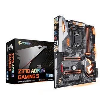 Gigabyte Z370 AORUS Gaming 5 (rev. 1.0) ATX LGA 1151
