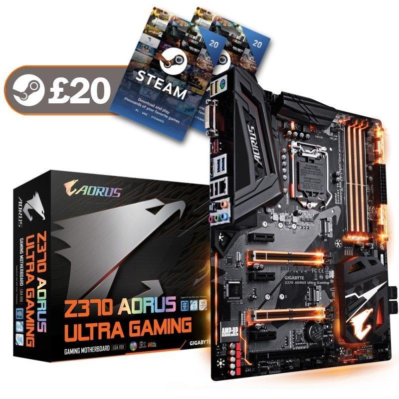 Gigabyte Z370 AORUS ULTRA GAMING ATX LGA 1151