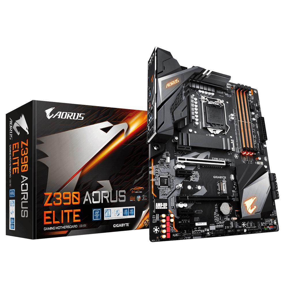 Gigabyte Z390 AORUS ELITE ATX LGA 1151