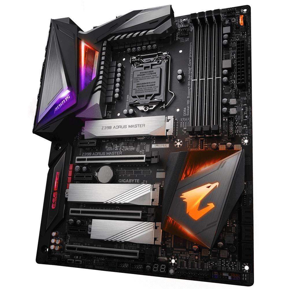 Gigabyte Z390 AORUS MASTER ATX LGA 1151