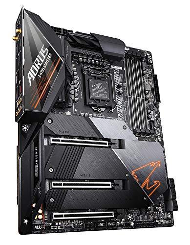 Gigabyte Z490 AORUS MASTER ATX LGA 1200