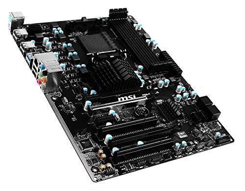 MSI 970A-G43 Plus ATX AM3+/AM3