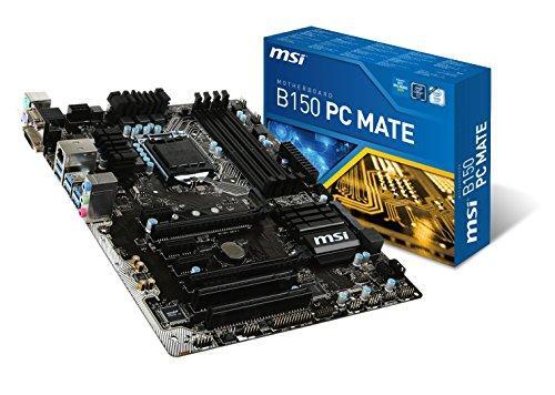 MSI B150 PC Mate ATX LGA 1151