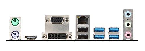 MSI B150M Pro-VDH Micro ATX LGA 1151