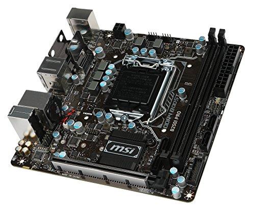 MSI B250I PRO Mini ITX LGA 1151