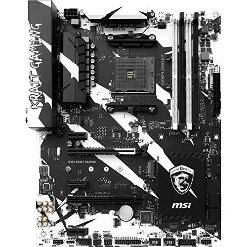 MSI B350 KRAIT GAMING ATX AM4