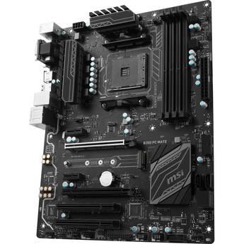 MSI B350 PC MATE ATX AM4