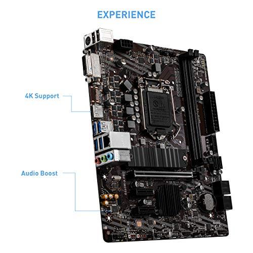 MSI B460M-A PRO Micro ATX LGA 1200