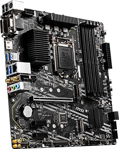 MSI B460M PRO-VDH WIFI Micro ATX LGA 1200