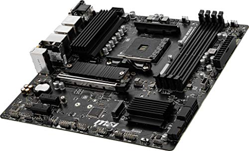 MSI B550M PRO-VDH WIFI Micro ATX AM4