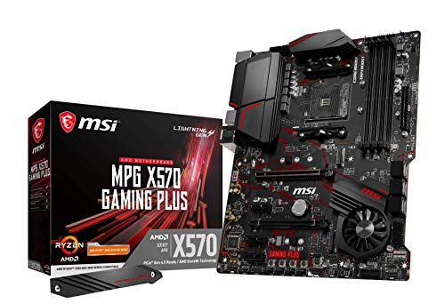 MSI MPG X570 GAMING PLUS ATX AM4