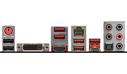 MSI X370 GAMING PRO CARBON ATX AM4