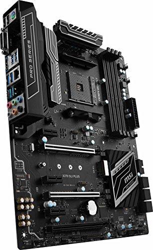 MSI X370 SLI PLUS ATX AM4