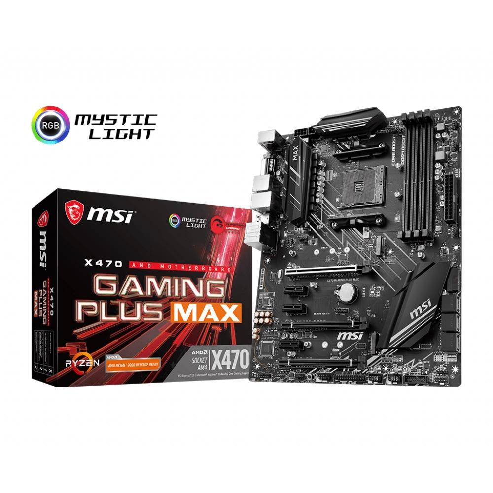 MSI X470 GAMING PLUS ATX AM4