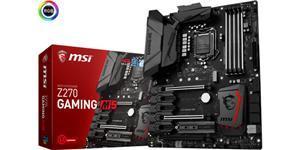 MSI Z270 GAMING M5 ATX LGA 1151
