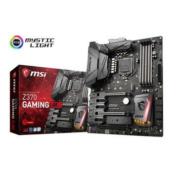 MSI Z370 GAMING M5 ATX LGA 1151