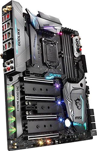 MSI Z370 GODLIKE GAMING EATX LGA 1151