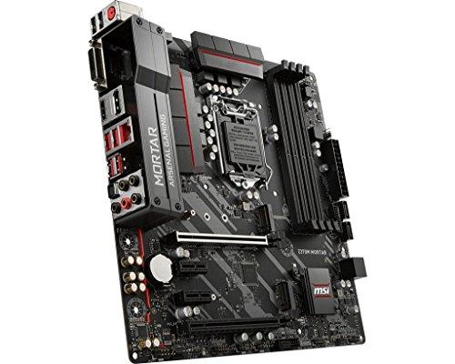 MSI Z370M MORTAR Micro ATX LGA 1151
