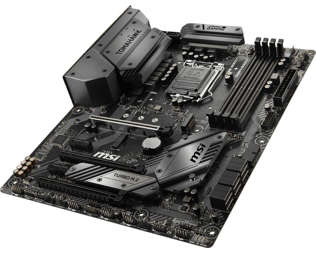 MSI Z390 Tomahawk ATX LGA 1151