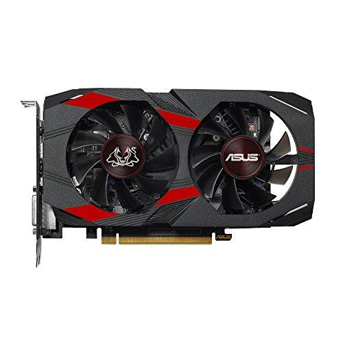 Asus GeForce GTX 1050 Ti 4 GB GeForce 1000 Series