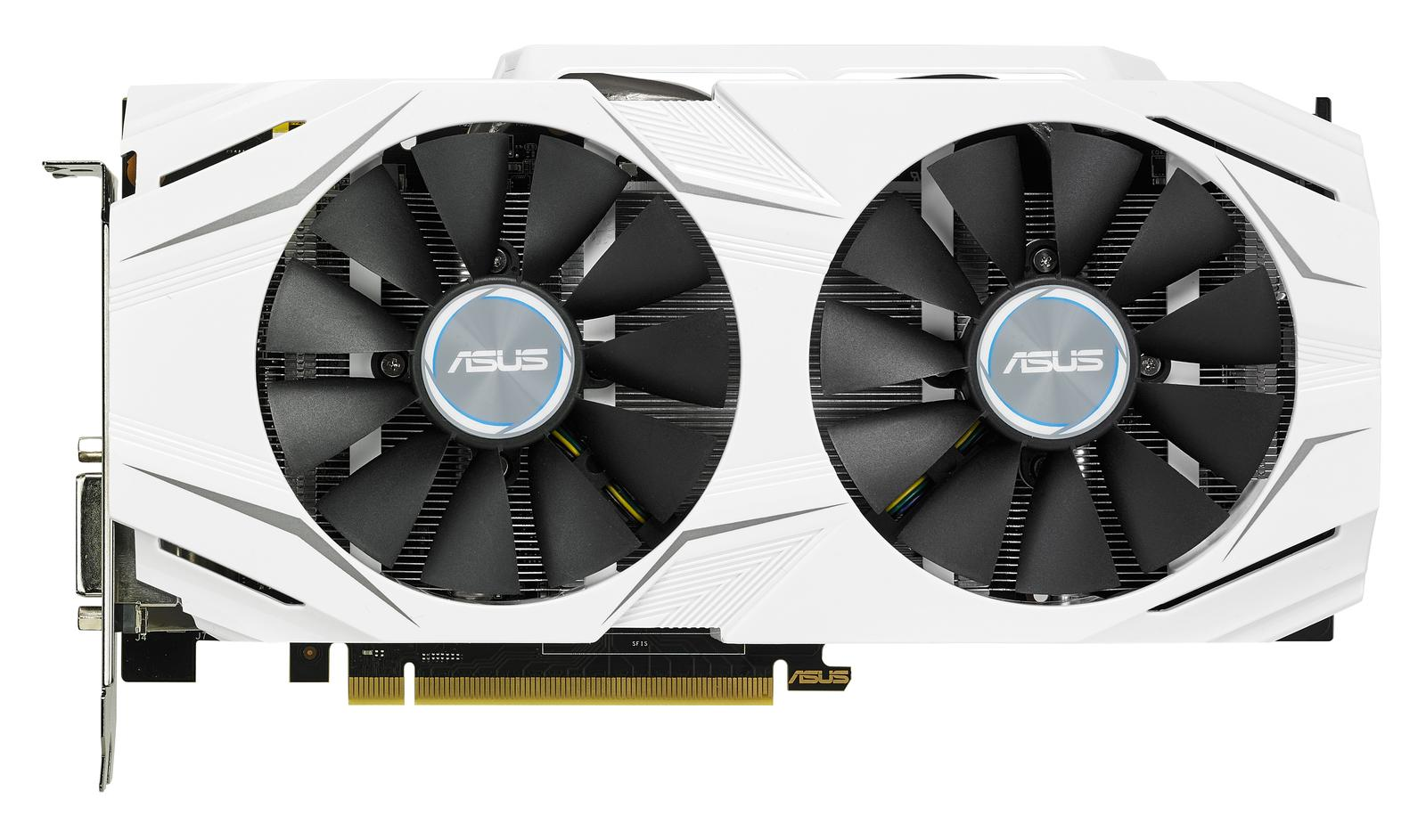 Asus GeForce GTX 1060 6 GB Dual