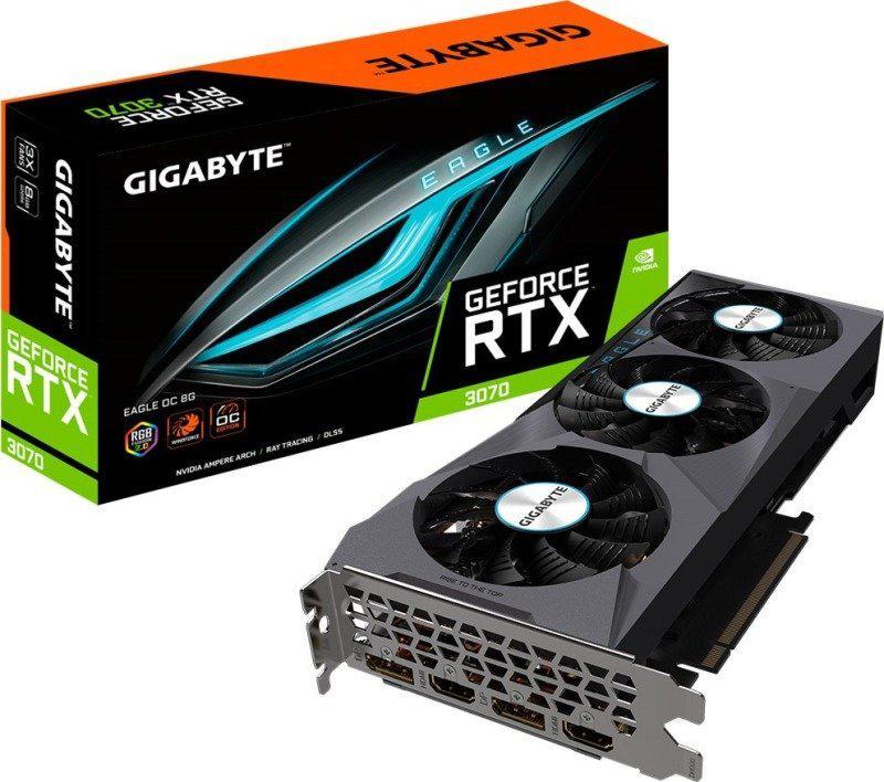 Gigabyte GeForce RTX 3070 8 GB Eagle
