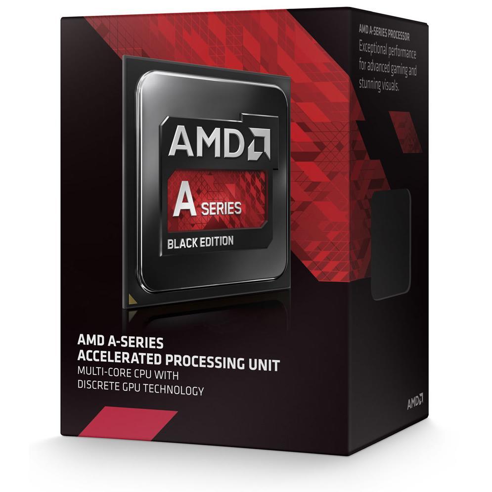 AMD A10-7800 3.5 GHz Quad-Core