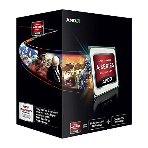 AMD A6-7400K 3.5 GHz Dual-Core