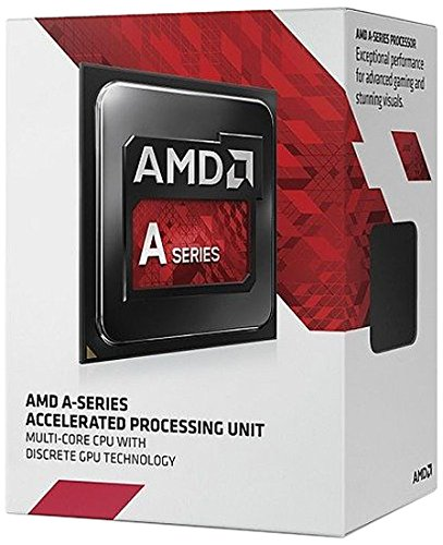 AMD A8-7600 3.1 GHz Quad-Core