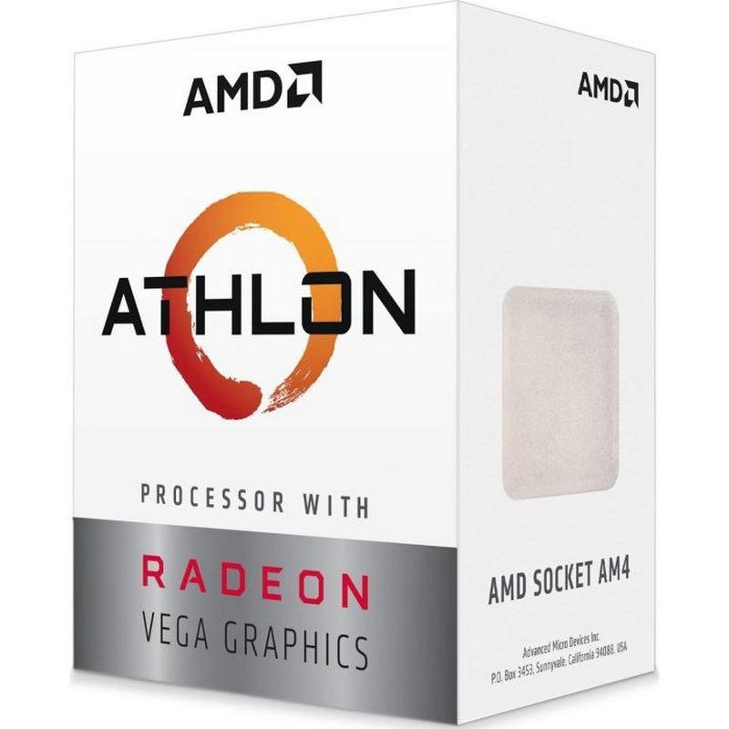 AMD Athlon 200GE 3.2 GHz Dual-Core