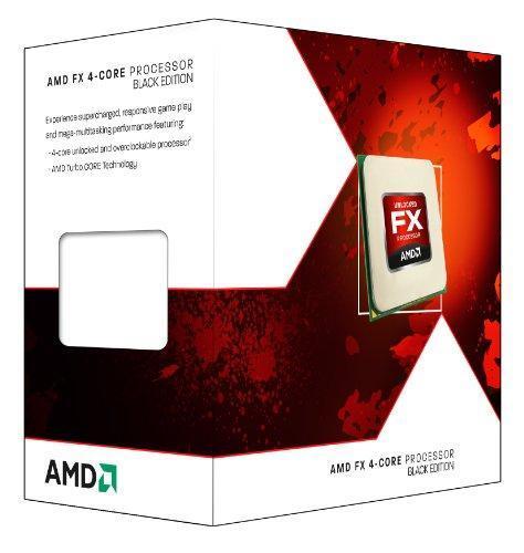 AMD FX-4350 4.2 GHz Quad-Core