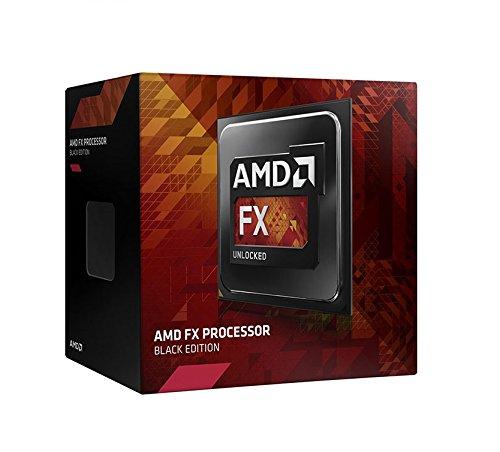 AMD FX-8320E 3.2 GHz 8-Core