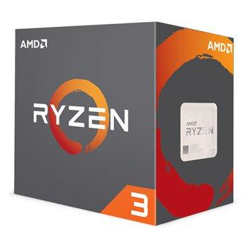AMD Ryzen 3 1200 3.1 GHz Quad-Core
