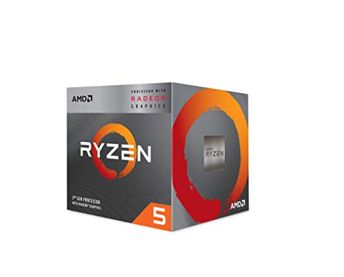 AMD Ryzen 5 3400G 3.7 GHz Quad-Core