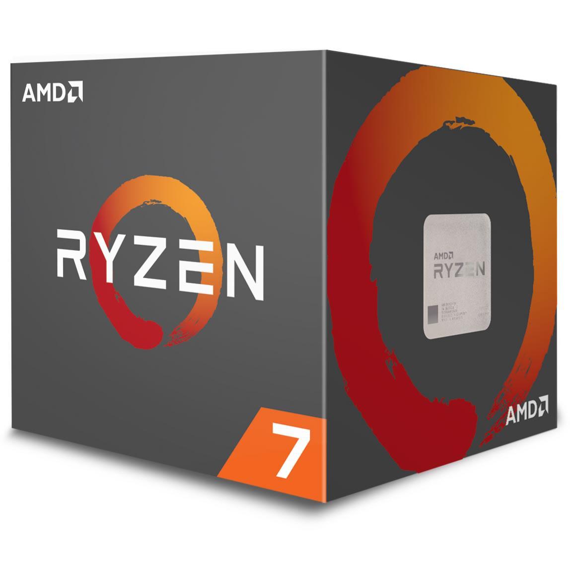 AMD Ryzen 7 1700X 3.4 GHz 8-Core