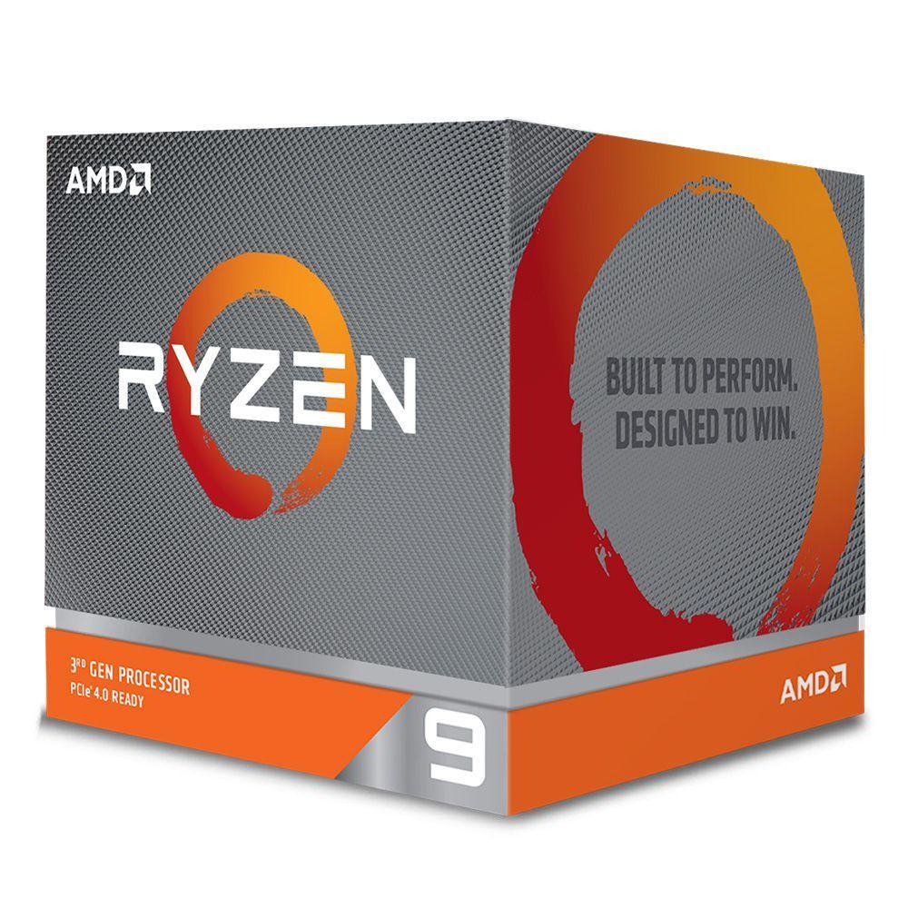 AMD Ryzen 9 3900X 3.8 GHz 12-Core