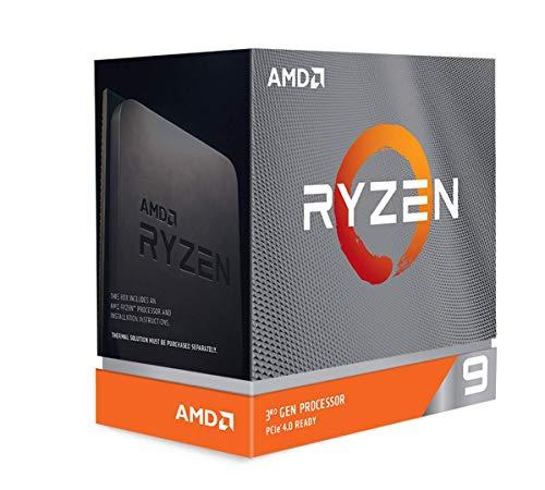 AMD Ryzen 9 3900XT 3.8 GHz 12-Core