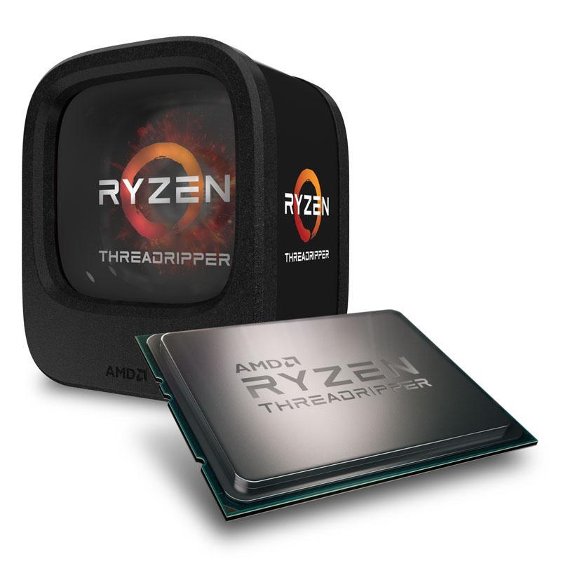 AMD Threadripper 1900X 3.8 GHz 8-Core