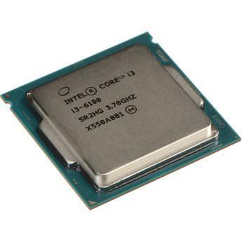 Intel Core i3-6100 3.7 GHz Dual-Core