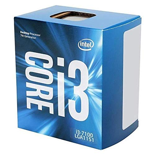 Intel Core i3-7100 3.9 GHz Dual-Core