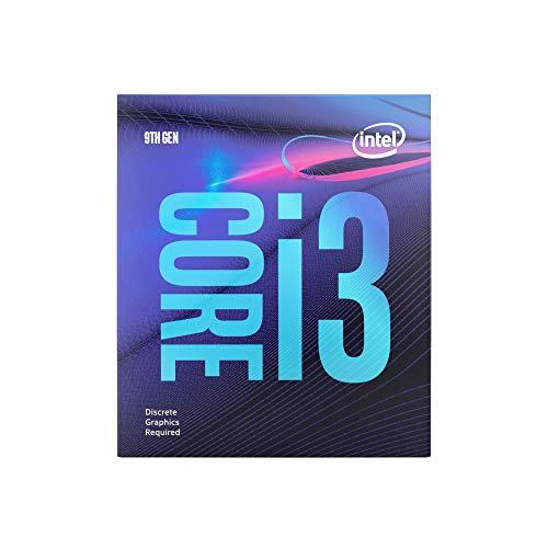 Intel Core i3-9100F 3.6 GHz Quad-Core