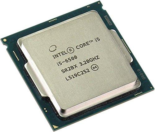 Intel Core i5-6500 3.2 GHz Quad-Core