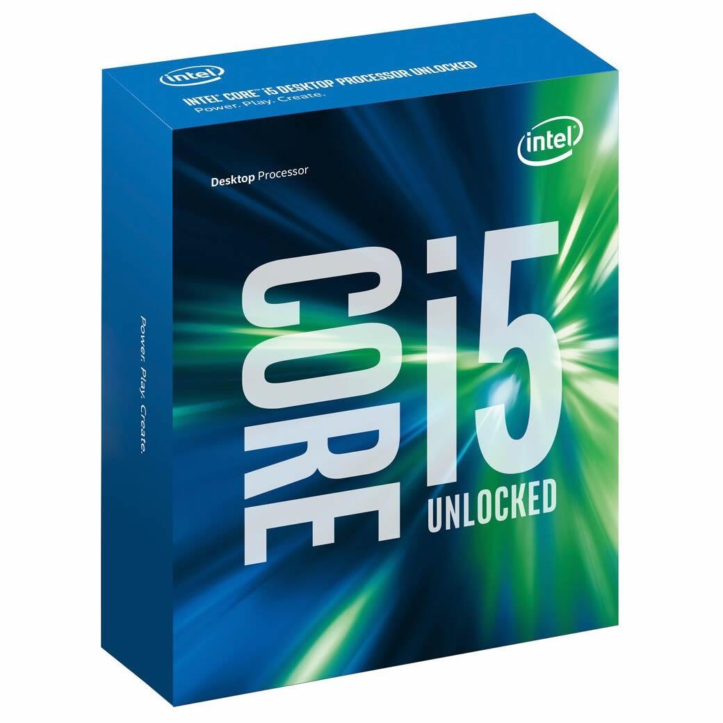 Intel Core i5-6600K 3.5 GHz Quad-Core
