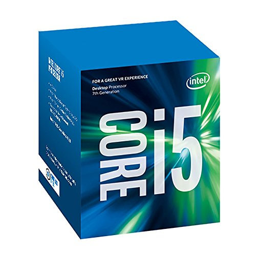 Intel Core i5-7500 3.4 GHz Quad-Core