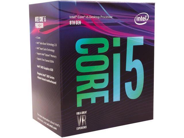 Intel Core i5-8500 3.0 GHz 6-Core