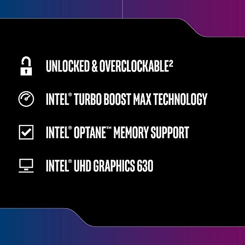 Intel Core i5-9600K 3.7 GHz 6-Core