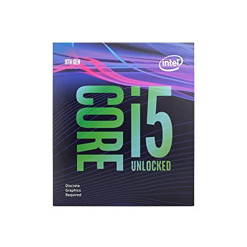 Intel Core i5-9600KF 3.7 GHz 6-Core