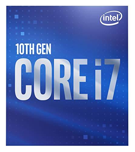 Intel Core i7-10700 2.9 GHz 8-Core
