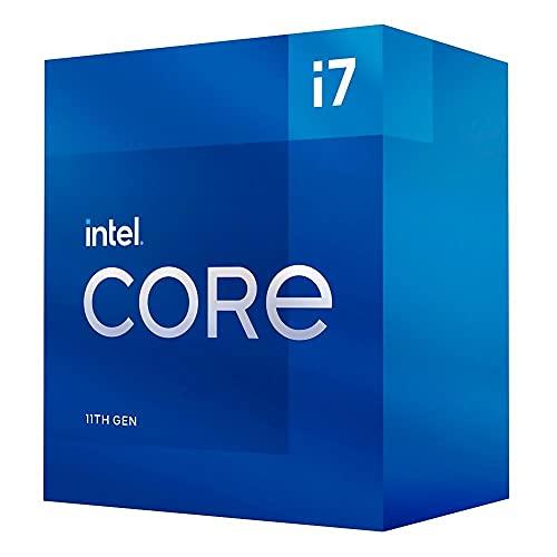 Intel Core i7-11700 2.5 GHz 8-Core