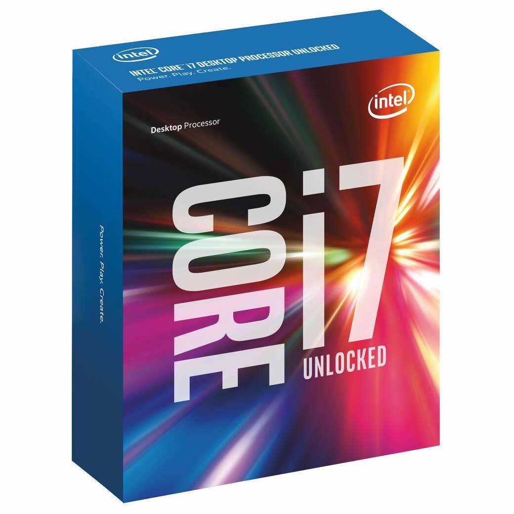 Intel Core i7-6700K 4.0 GHz Quad-Core